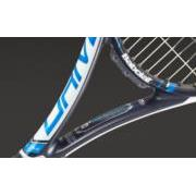 Babolat Pure Drive Tennis Racket (Blue-Black-White)