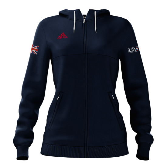 adidas British Tennis Replica T16 Womens Hoody