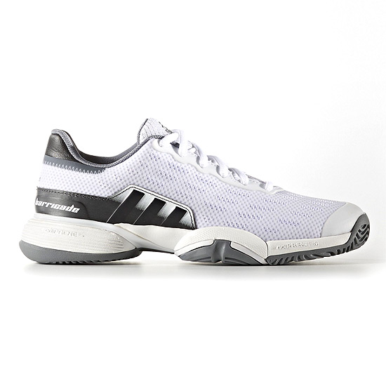 Adidas Barricade XJ Junior Tennis Shoes