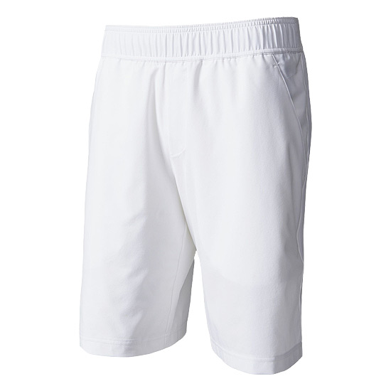 Adidas Advantage Mens Shorts (White)