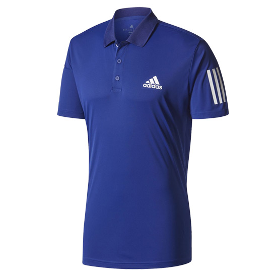 Adidas Club Mens Polo Shirt (Blue)