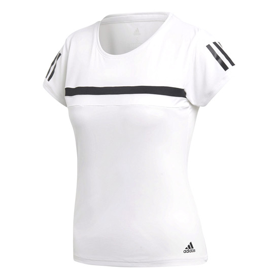 Adidas Club Womens Tee (White)