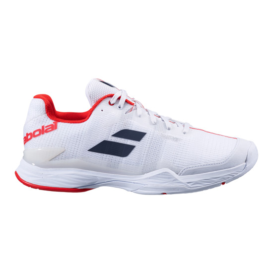 Babolat Jet Mach II All Court Mens Tennis Shoes (White)