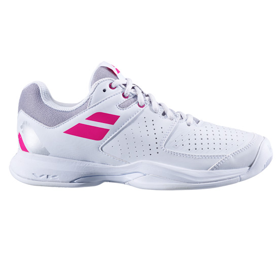 Babolat Pulsion All Court Womens Tennis Shoes (White)