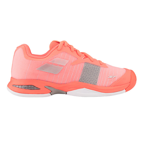 Babolat Jet Junior All Court Tennis Shoes (Pink)