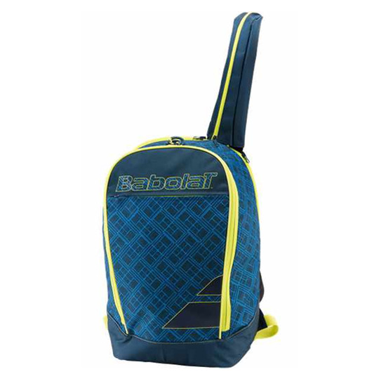 Babolat Classic Club Line Backpack (Blue-Yellow)