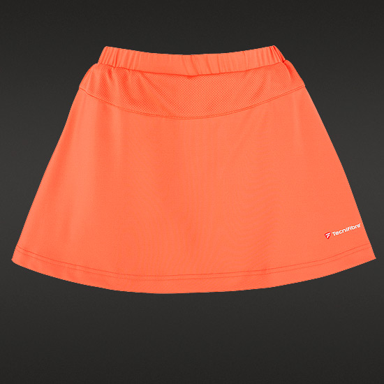 Tecnifibre Cool Ladies Skort (Coral)