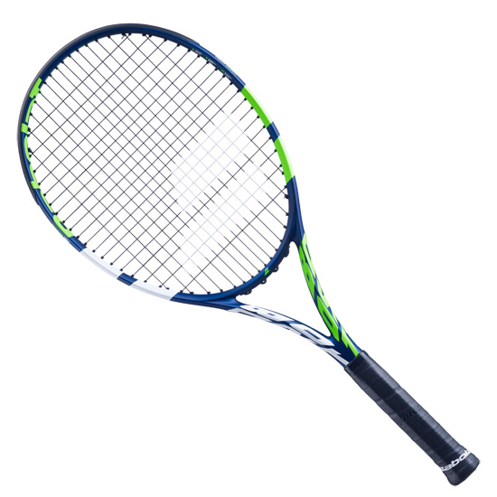 Babolat Boost Drive Tennis Racket (Blue-Green-White)