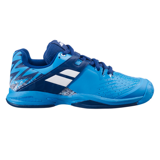 Babolat Propulse All Court Junior Tennis Shoes (Drive Blue)