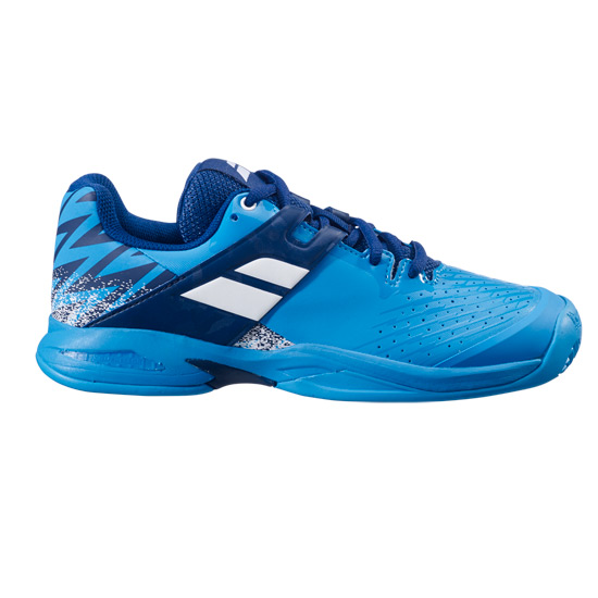 Babolat Propulse Clay Junior Tennis Shoes (Drive Blue)