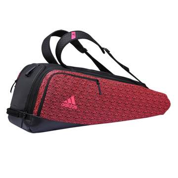 Adidas 360 B7 9 Racket Bag (Black-Red)