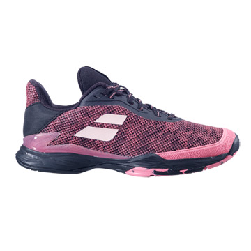 Babolat Jet Tere All Court Womens Tennis Shoes (Pink/Black)