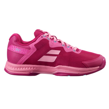 Babolat SFX 3 All Court Womens Tennis Shoes (Honey Suckle)