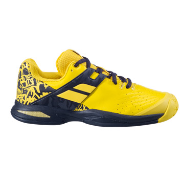 Babolat Propulse All Court Junior Tennis Shoes (Lemon Chrome)