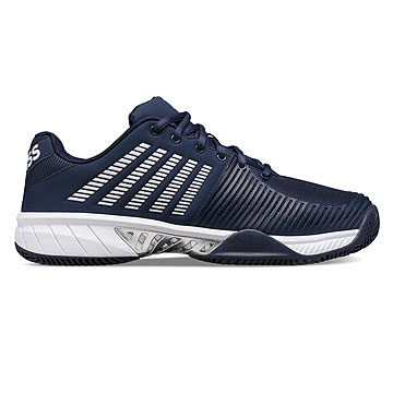 K-Swiss Express Light 2 HB Mens Tennis Shoes (Navy-White)