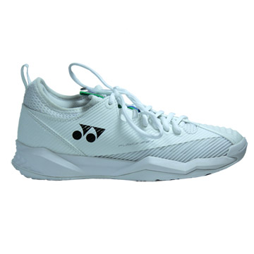 Yonex 75th Anniversary Power Cushion Fusion Rev 4 Womens Tennis Shoes (White)