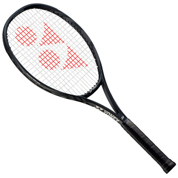 Yonex VCore Game Tennis Racket (Customised Restring) Galaxy Black