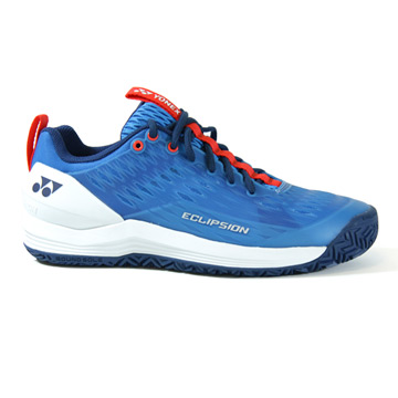 Yonex Power Cushion Eclipsion 3 Mens Tennis Shoes (Blue-White)