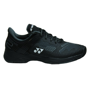 Yonex Power Cushion Sonicage 2 Mens Tennis Shoes (Black)