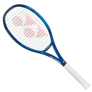 Yonex EZone 100 SL (Customised Restring) Tennis Racket (Deep Blue)