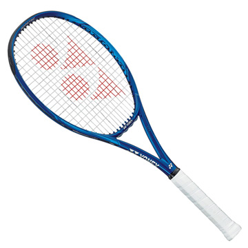 Yonex EZone 98 LG (Customised Restring) Tennis Racket (Deep Blue)