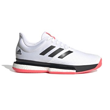 Adidas Solecourt Mens Tennis Shoes (White)