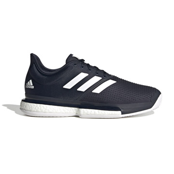 Adidas Solecourt Mens Tennis Shoes (Navy)