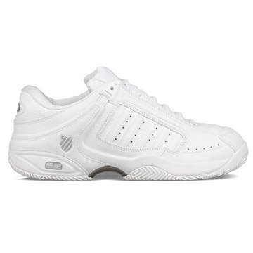 K-Swiss Defier RS Womens Tennis Shoes (White-High Rise)