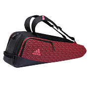 Adidas 360 B7 6 Racket Bag (Black-Red)