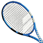 Babolat Pure Drive Tennis Racket (Blue-White)