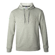 Babolat Exercise Junior Hooded Sweat Top (High Rise Heather)